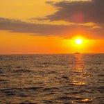 Best sunset we've seen i
