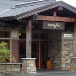 The Barking Frog