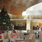 The Lobby on Christmas Day!