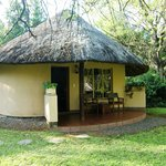 Onze cottage Eland