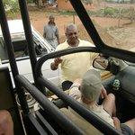 Met de gids naar de townships van Phalaborwa