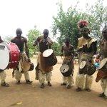 Trommelaars in Township Phalaborwa