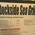 Dockside Sea Grille
