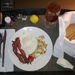 $26 breakfast
