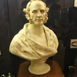 Bust of Sam Houston