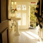 Bathroom shared by Rooms #1 & #2