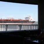 Houston Ship Canal Traffic