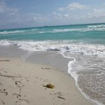 Beautiful South Beach Waters across from The Betsy