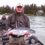 Fulfilling A Dream:  Silver Salmon on the Fly