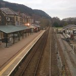 Betws y Coed train station