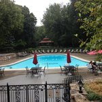 The pool at the Elms