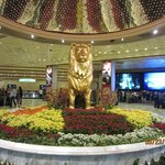 Lobby of MGM Grand