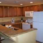 1 br deluxe kitchen