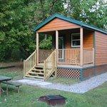 Deluxe cabin/Studio lodge