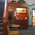 Motel Foyer
