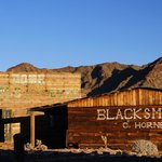 Castle Dome Blacksmith Shop