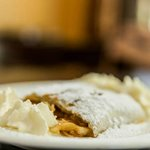 Apple Strudel, made with fresh Batlow Apples