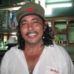 Che Guevara Lives...at the Secret Deli in San Pedro!