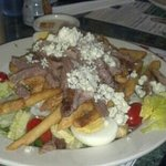 The Pittsburgh Steak Salad