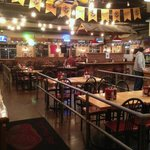 Main dining area - Earl's Rib Palace in Moore, OK.