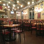 Side dining area - Earl's Rib Palace, Moore, OK