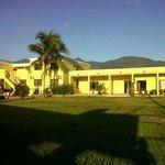Hotel Santa Lucia, al pie de la Montaña de Comayagua
