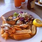 Φωτογραφία: Pupu Lounge Seafood & Grill
