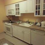 台所(電子レンジ、オーブン、ミキサー、炊飯器、食器洗い機) ディスポーザー完備