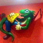 Foto di Pizzeria El Cau de la Iguana