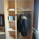 El armario sin puertas