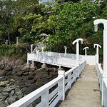 jetty's walk way