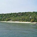 longest sandy beach on Panwa Cape