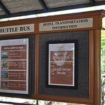 shuttle bus schedules