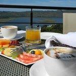 Mit das beste Frühstück, das wir je hatten! - Villa Afrikana Guest Suites