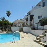 Plansch. - Villa Afrikana Guest Suites