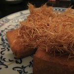the yummy Tofu