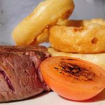 All our beef is sourced locally - usually from within five miles