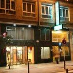 Fachada Hotel Bedoya