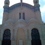 Facade Notre Dame d'Afrique