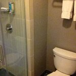 I know... it's just a bathroom, but you have to include everything in a review