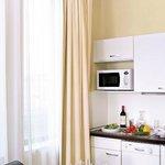 Park&Suites Prestige Lyon Part Dieu - Kitchen Corner