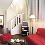 Park&Suites Prestige Lyon Part Dieu - Duplex Apartment