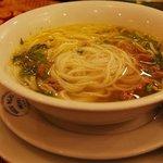 Breakfast - included in room price - good selection of Vietnamese foods
