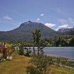 Vista desde Sendero Lodge