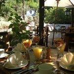 Augusta de Mist Breakfast