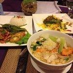dinner at restaraunt