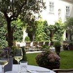 INNENHOF/Restaurant Collio