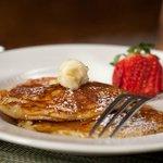 Popular Cornmeal Pancakes