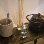 Emunah Tea- A Zen experience