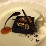brownie from room service good but PRICEY see my review